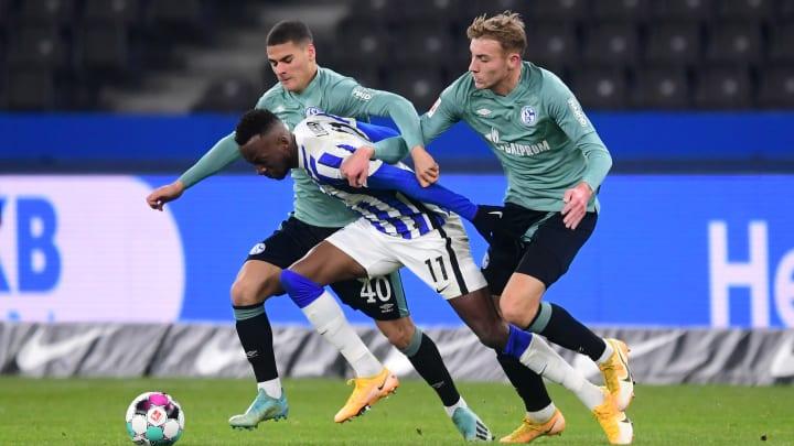 Die Hertha braucht auf Schalke dringend Punkte im Abstiegskampf