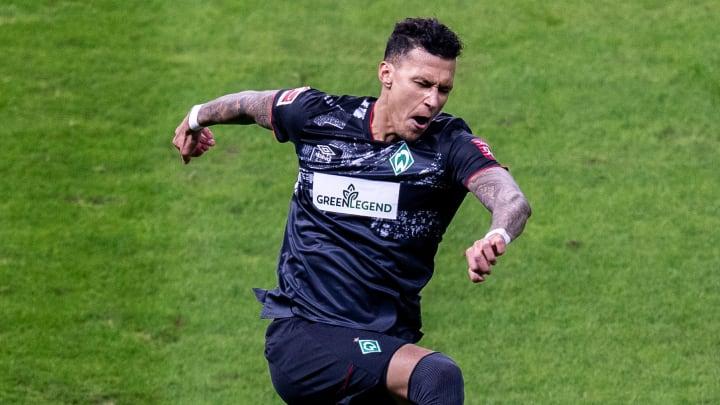 Davie Selke (26) sprach im Interview über seine sportlichen Ziele beim SV Werder Bremen