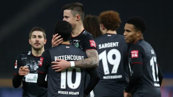 Gegen die direkte Konkurrenz war Werder in dieser Saison sattelfest