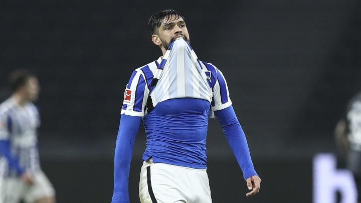 Omar Alderete verlässt Hertha