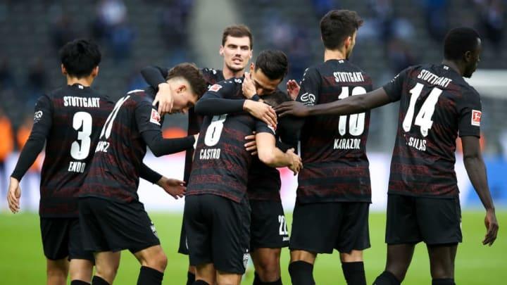 Nach der Rückkehr in die Bundesliga hat die deutlich jüngere Mannschaft des VfB Stuttgart erste Ausrufezeichen gesetzt