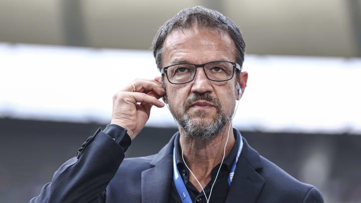 Fredi Bobic will seinen Stil bei der Hertha durchziehen