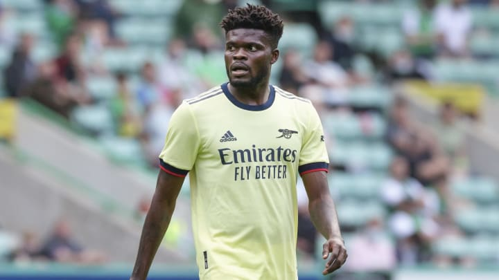 Thomas Partey has been out injured
