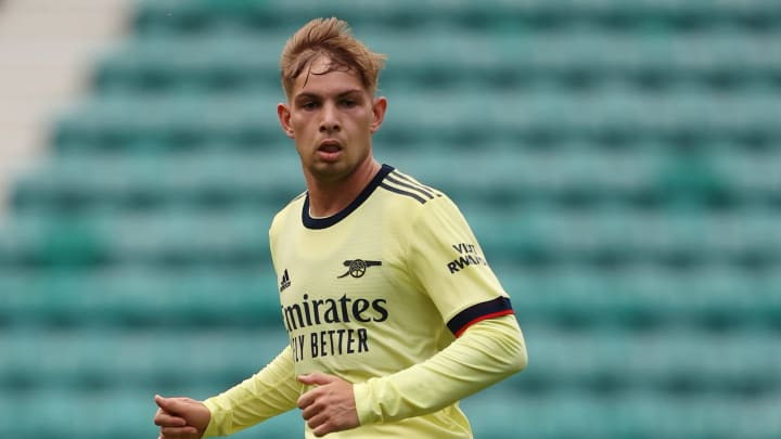 Emile Smith Rowe is Arsenal's new number ten