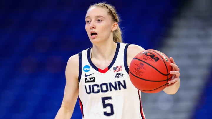 Iowa vs Connecticut spread, line, odds and predictions for Women's NCAA Tournament.