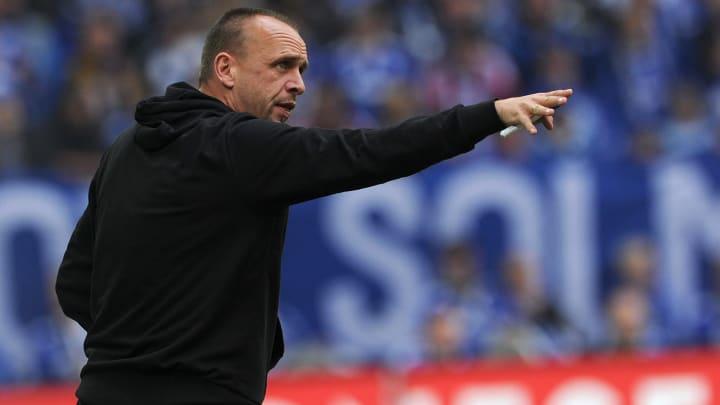 Holger Stanislawski verbuchte nur eineinhalb Spielzeiten in der ersten Liga