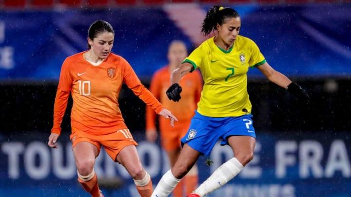 Bruna Benites Seleção Brasileira internacional Corinthians Brasileirão Feminino