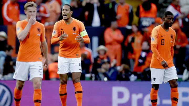 Auch die so hochgelobte niederländische Mannschaft hat einen Schwachpunkt