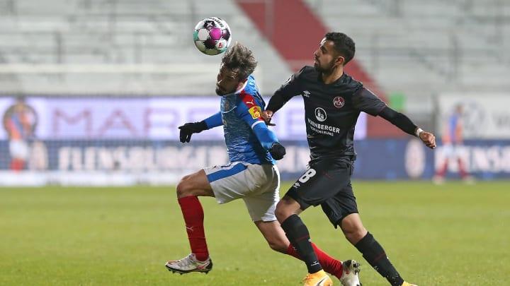 Holstein Kiel v 1. FC Nürnberg - Second Bundesliga