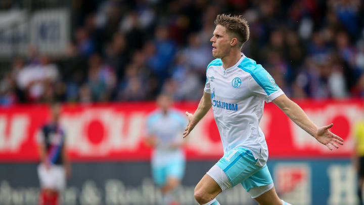 Marius Bülter war der Spieler des Spiels beim 1:4-Sieg (Archivbild)