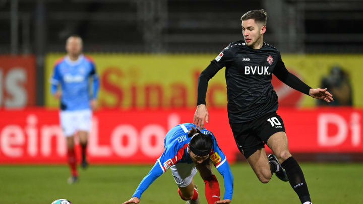 Marvin Pieringer wechselt zu Schalke