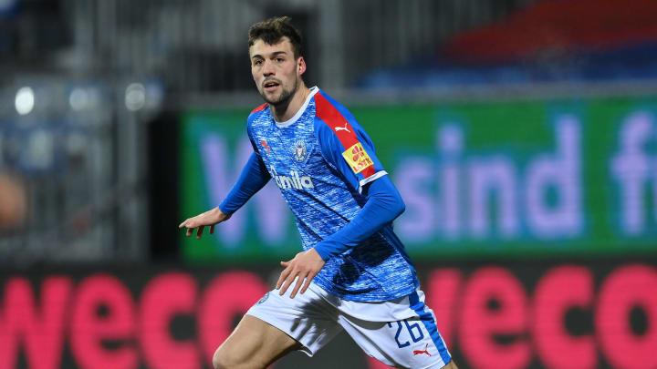 Jonas Meffert wechselt zum HSV