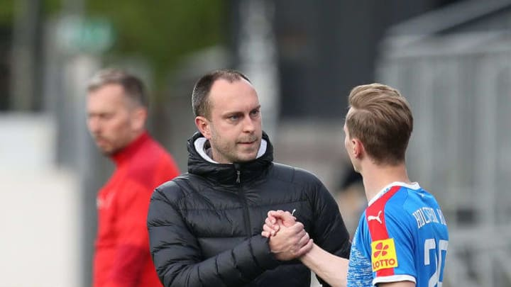 Ole Werner, Joshua Mees, 2. Bundesliga