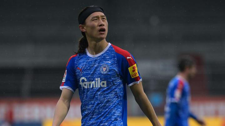 Jae-sung Lee wechselt von Kiel nach Mainz