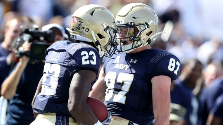 BYU vs Navy betting odds, spread, picks and predictions for college football.