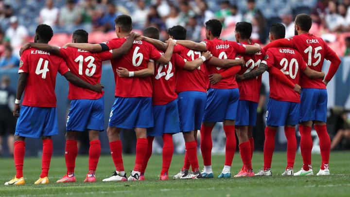 Costa Rica se llevó el cuarto lugar del Final Four de la CONCACAF Nations League.
