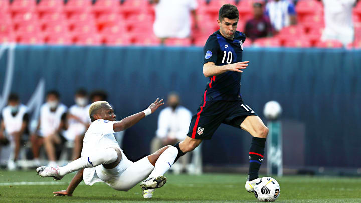 Christian Pulisic should be involved tonight