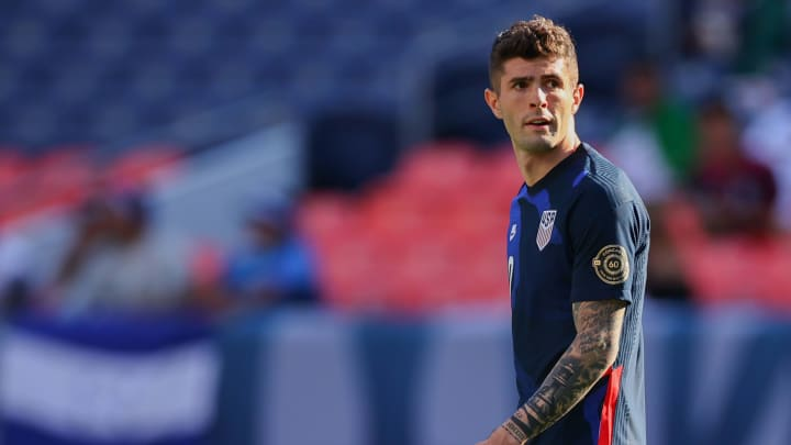Chelsea player Christian Pulisic may miss next round of World Cup qualifiers due to international bans