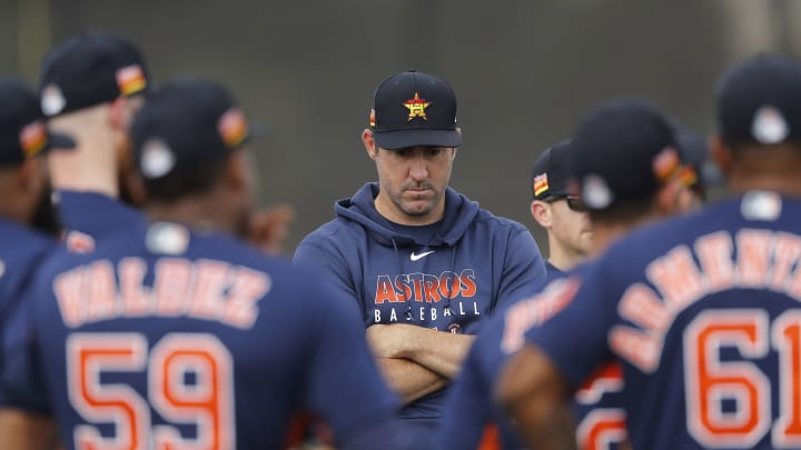 Justin Verlander and Houston Astros won't be stripped of World Series