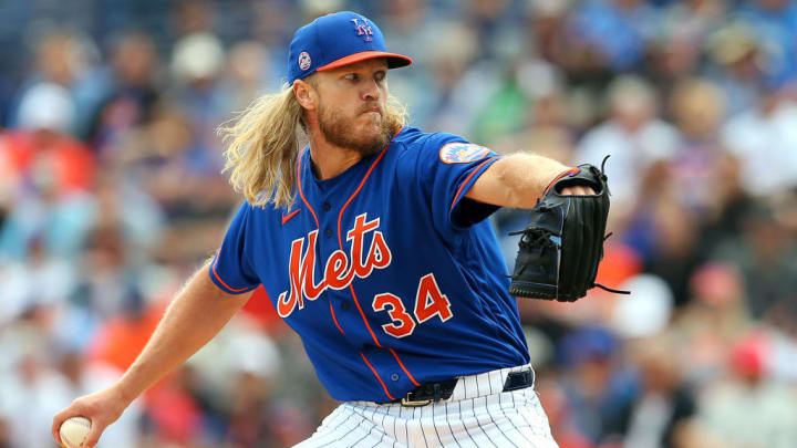 Noah Syndergaard will not suit up for the Metropolitans in 2020.