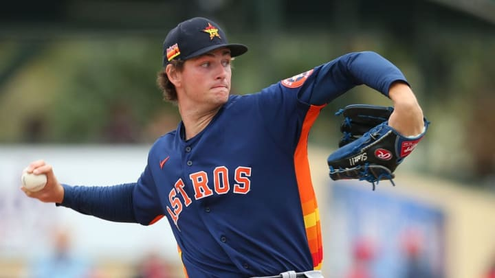 Houston Astros pitcher Forrest Whitley had a bumpy 2019 campaign, but still has MLB level pitching ability that could surprise some.