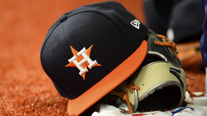 The Houston Astros were at a disadvantage in the 2020 MLB Draft.
