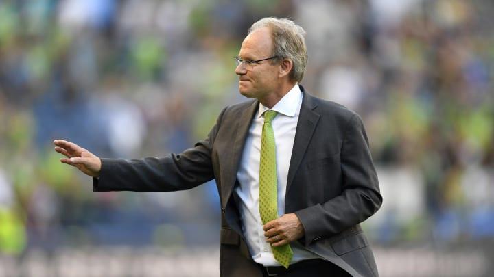 Seattle Sounders FC head coach Brian Schmetzer emphasized Leagues Cup importance