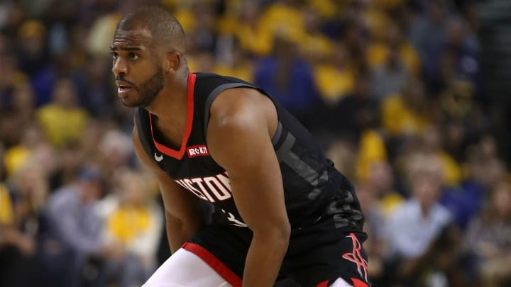 Chris Paul of the Houston Rockets