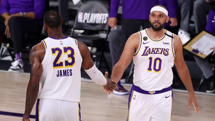LeBron James, Jared Dudley
