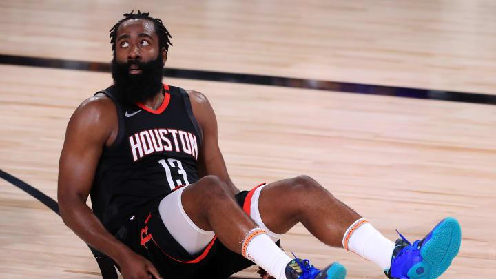 James Harden, Houston Rockets v Los Angeles Lakers - Game Five