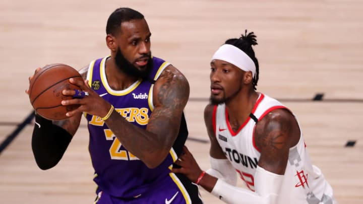 Rockets Vs Lakers Spread Odds Line Over Under Prediction Betting Insights For Nba Playoff Game 2