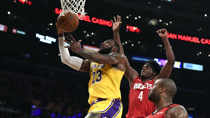 Pronostico Nba El Ganador De La Serie Entre Houston Rockets Y Los Angeles Lakers