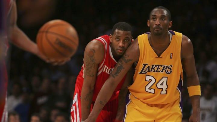 T-Mac and Kobe