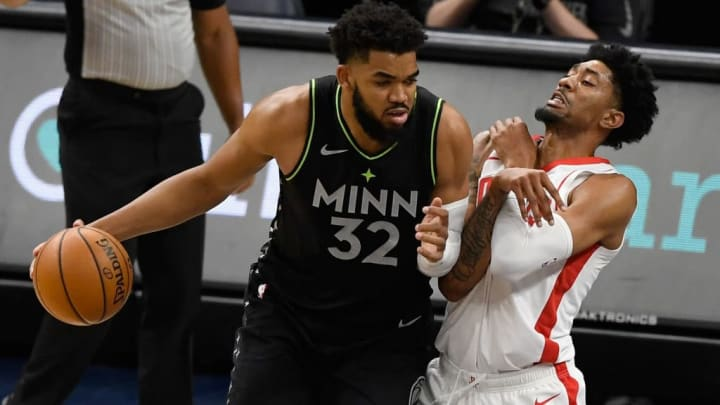 Karl-Anthony Towns, Christian Wood, Houston Rockets, Free Agency