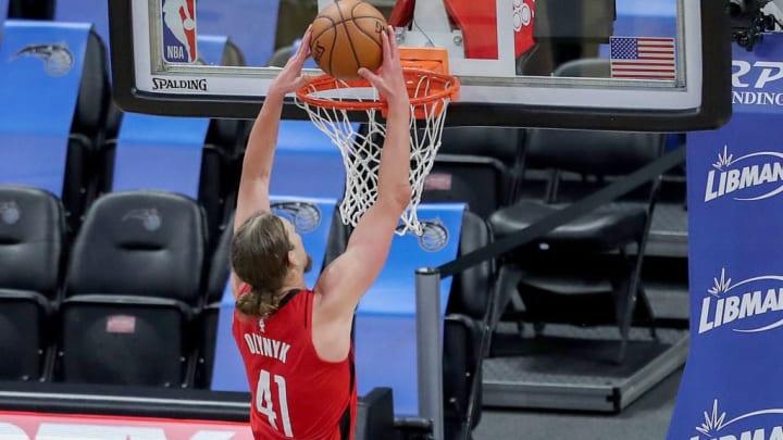 Kelly Olynyk, Houston Rockets