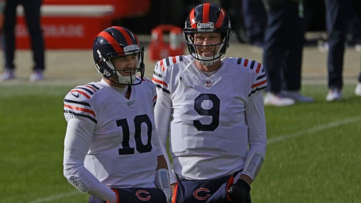 The Chicago Bears have yet to find their franchise quarterback.