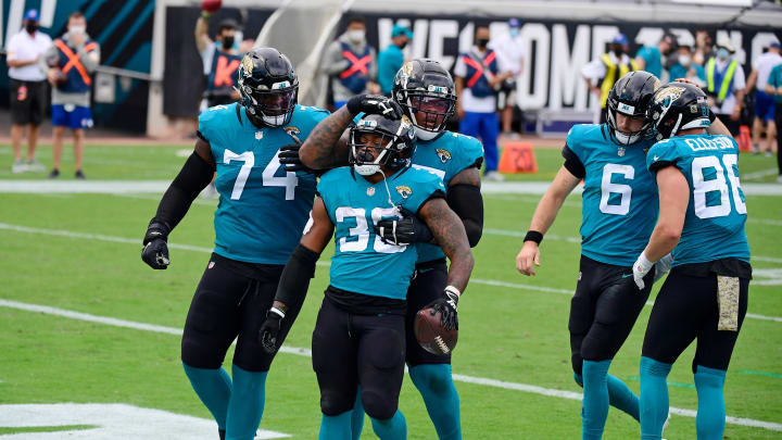 Three likely players who won't be on the Jacksonville Jaguars roster in 2021.