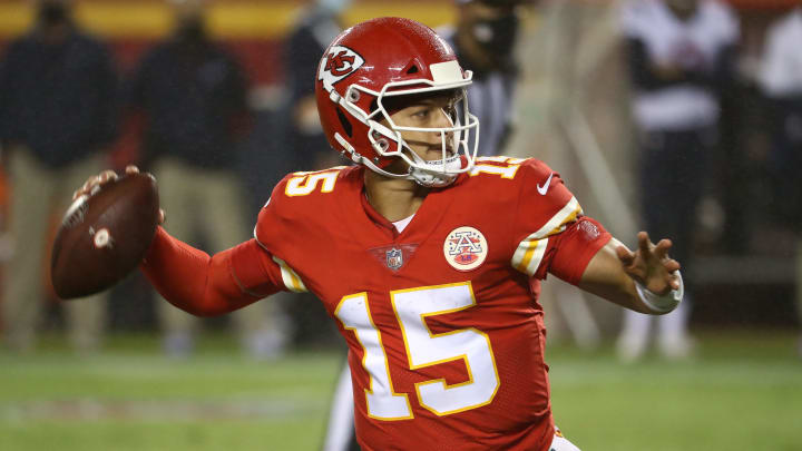 Chiefs vs Bills spread, odds, line, over/under, prediction and betting insights for Week 6 Monday Night Football.