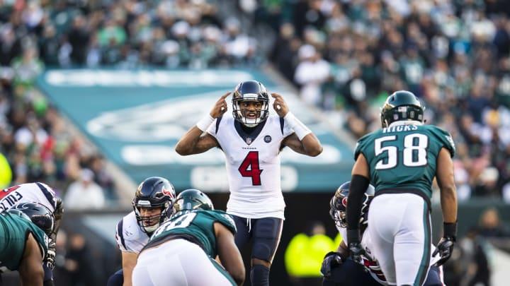 Deshaun Watson vs. the Eagles