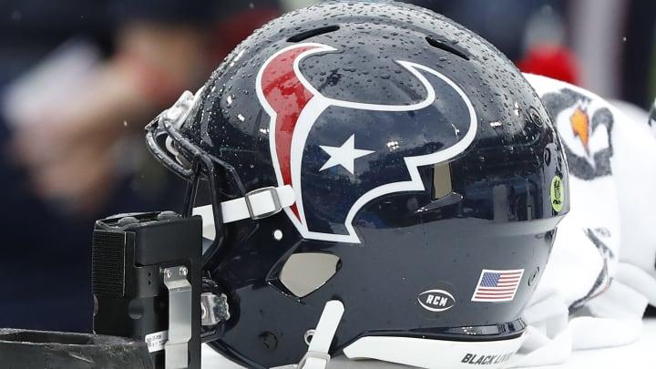 Texans Single Helmet