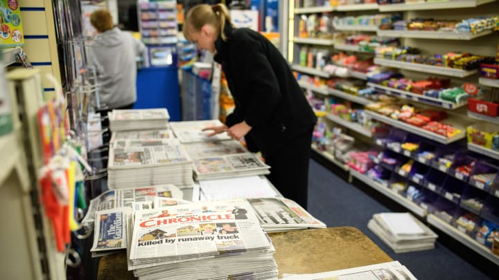 How a Regional Print Newspaper Vies for Readers in an Online World