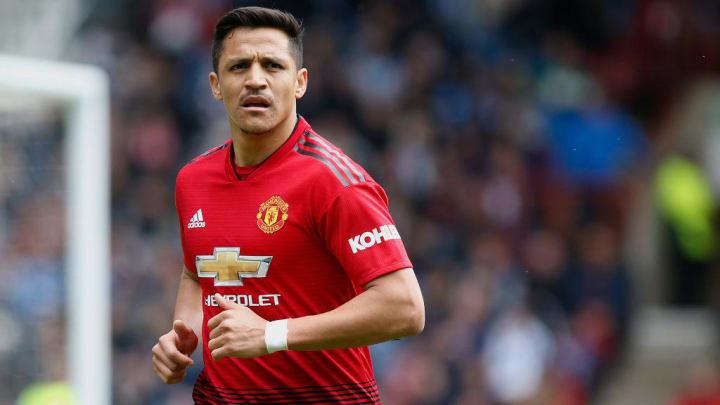 Alexis Sanchez Manchester United Arsenal Manchester City Premier League