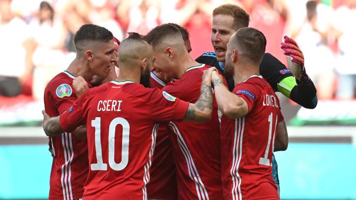 Les Hongrois ont déstabilisé l'Équipe de France.