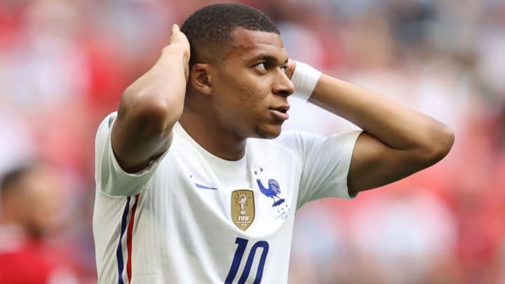 Kylian Mbappe França Alemanha Eurocopa