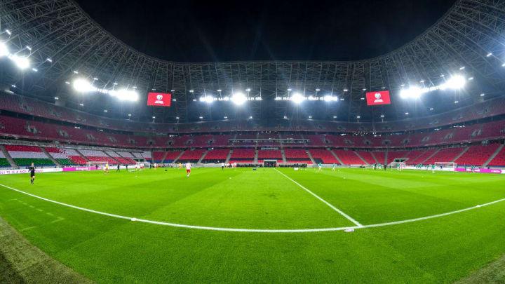 Die Puskás Aréna als Austragungsort der EM 2020