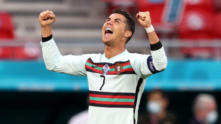 Cristiano Ronaldo doesn't like soda.