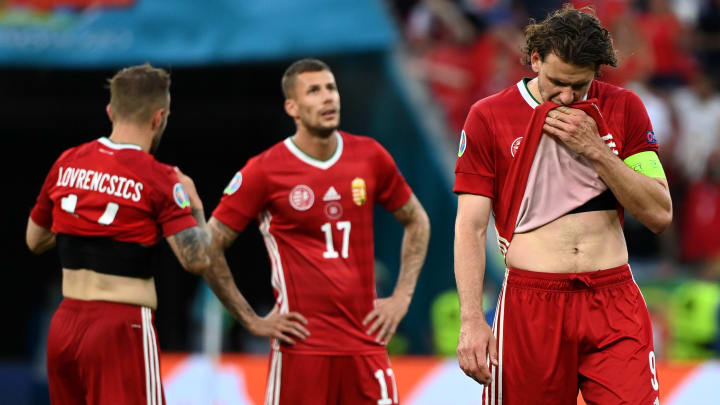 Hungary need a win to keep their Euro 2020 hopes alive