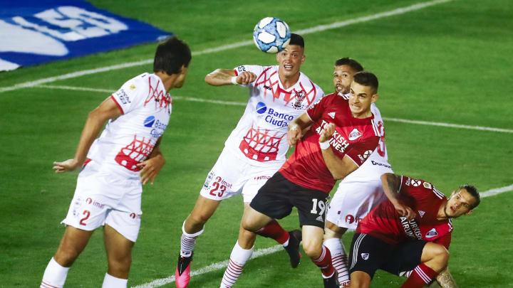 Huracan v River Plate - Copa Diego Maradona - River y Huracán volverán a enfrentarse.