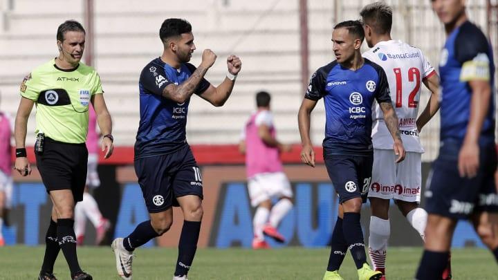 Nahuel Bustos steht erneut im Fokus der Hertha