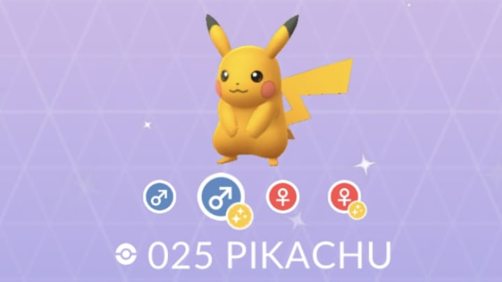 Shiny Detective Pikachu In Pokemon Go Where Is It